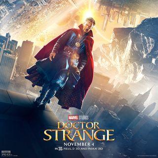 Legends of the Panel: Doctor Strange, Kick Starters, Flash & Deadpool Movie news.