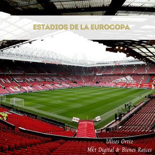 Los 11 estadios de la Euro 2020 21