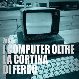 AI 7x05: I Computer oltre la Cortina di Ferro