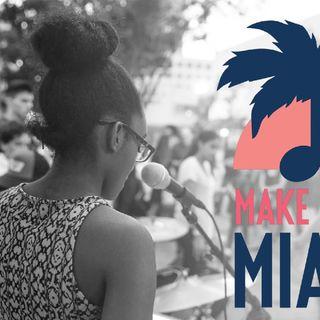 Poetica Live Make Music Miami