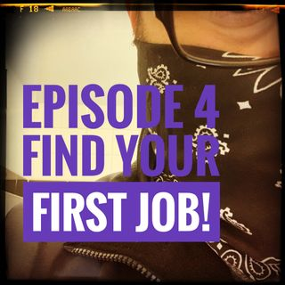 Ep. 4 Where to get your first job (covid talk)