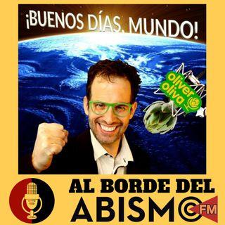 OLIVER OLIVA de ¡Buenos días Mundo! De la radio al podcasting