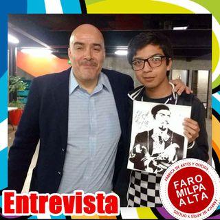 Entrevista a Luis Aguilar (hijo) | COMPLETA