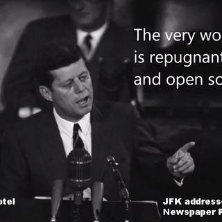 Back2theBasics Brief_  Remember JFK said... audio