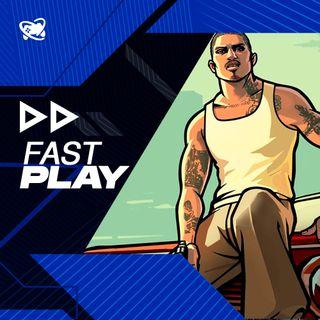 Fast Play (05/08): Remake de GTA San Andreas e Vice City são especulados, PSVR 2 poderá ter grandes jogos e mais