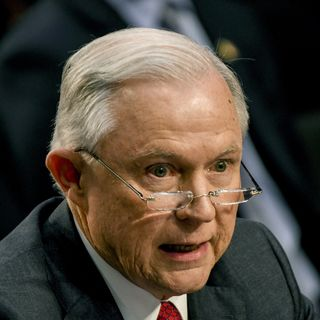 President Trump Needs To Fire Jeff Sessions