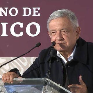 AMLO continúa su gira por Monterrey