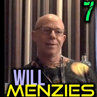 Episode 7 - Will Menzies at Glass.Vegas 2019