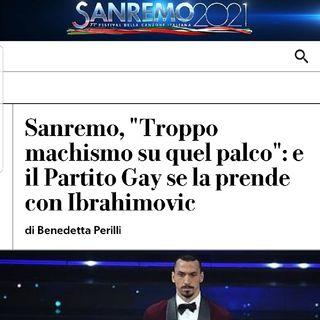 Episodio 16 - Sanremo 2021 : ...ed ecco puntuali le polemiche assurde!!