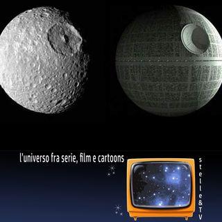 #10 Stelle&TV: la luna Mimas & la Morte Nera