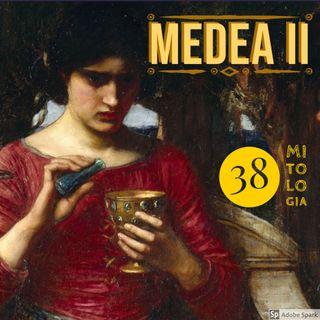 Medea II  - Una trappola per Teseo