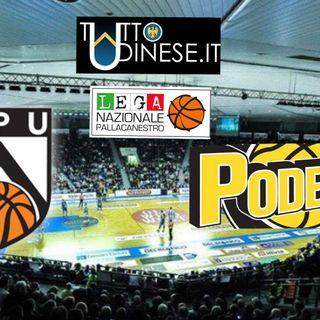 Diretta Basket - GSA Udine - XL Montegranaro