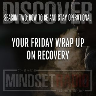 BONUS SESSION | YOUR FRIDAY WRAP UP | Being Recoverable