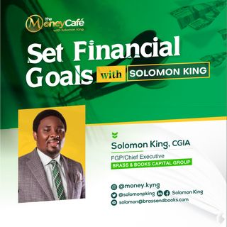 Setting Financial Goals