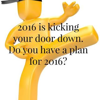 Now What Ya Gonna Do 2016 Has Kicked Your Door In?
