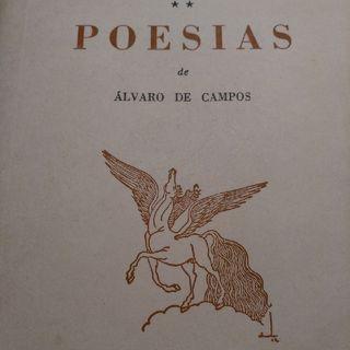 """""""Dobrada à moda do Porto"""" em """"Poesias"""" - Álvaro de Campos"""