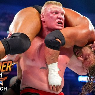 WWE Rivalries: HHH vs Brock Lesnar