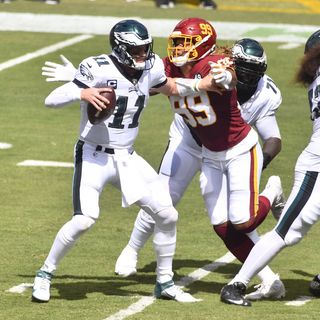 Week 1 NFL recap: Breaking down Eagles humiliating loss and NFC East embarrassment