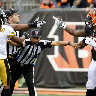 236: Locked on Bengals - 10/19/17 An in-depth preview of Bengals at Steelers