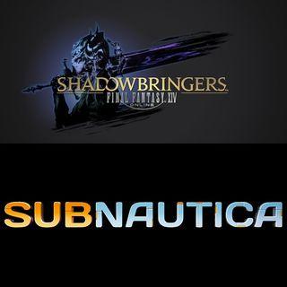 6x15 - Final Fantasy XIV Shadowbringers y Subnautica