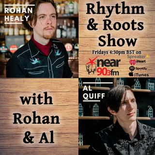 Rhythm & Roots w. Rohan & Al #115 (13_SEP_19) - With Special Guest Myc Sharratt!
