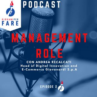 02. Andrea Recalcati - Head of Digital Innovation and E-Commerce | Giovanardi S.p.A  (Pt.1)
