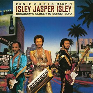 BIG Exclusive with Isley Brother's Chris Jasper