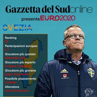 """Euro 2020 Girone E, """"Gazzetta presenta"""": Svezia tormento azzurro e scrigno di storie"""