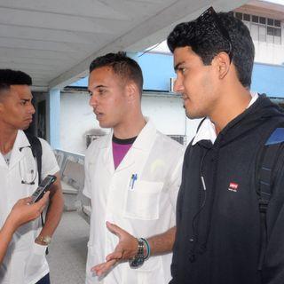 ¿Cómo es la FEU que tenemos hoy y cómo la queremos?  Evelio Gomez Álvarez, 3er año de medicina, sede Hospital Amalia Simonis