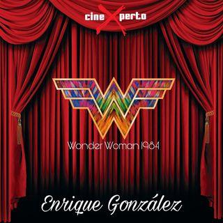 """CineXperto """"WW84"""" Entrevista a Gaby Coronado"""