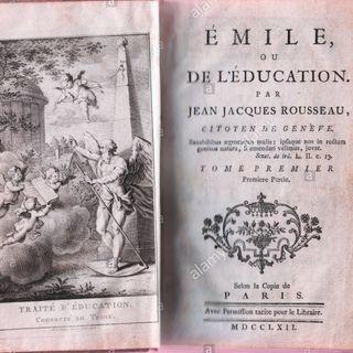 Puericultura (Emilio, Rousseau)