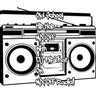 Old School Hip Hop Mix Off 9/10/20 (Live DJ Mix)