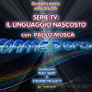 Forme d' Onda-Serie TV:Il Linguaggio Nascosto - Paolo Mosca