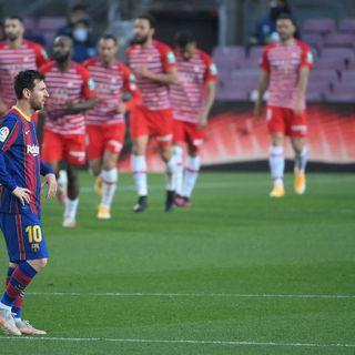 sorpresiva derrota del Barcelona que complica el doblete