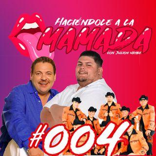004 Desmenuzando Rolas de Ak7 y Julio Preciado | HALM