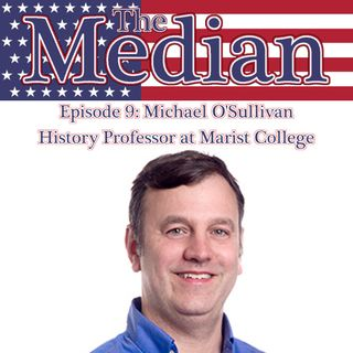 9. Michael O'Sullivan, History Professor at Marist College