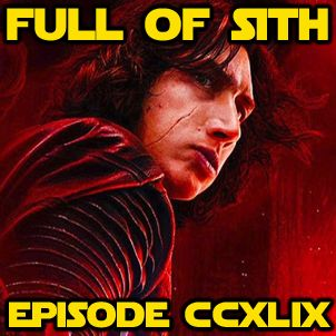 Episode CCXLIX: The Last Jedi Questions
