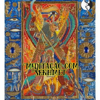 Meditação com Sekhmet