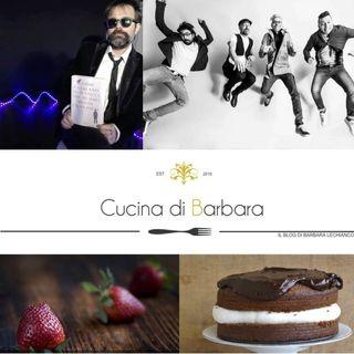 Café Bleu - Guido Catalano, i Perturbazione e la Cucina di Barbara