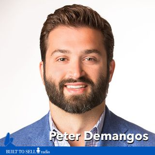 Ep 245 Peter Demangos - The Tech Start-Up vs. The Bootstrap Lifestyle