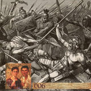 HwtS: 006: The Spartacus War