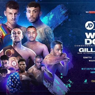 Preview Of NXT GEN Boxing Card In Nottingham Headlined By Leigh Wood-Ryan Doyle For The Commonwealth Featherweight Title On Sky Sport's+Dazn