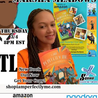 I Am Perfectly Me!  A Discussion with Author Marsha Meadows