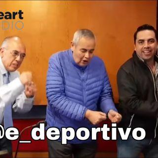 Llegamos al viernes y el Rudo, Pepe y Alex lo saben en Espacio Deportivo de la Tarde 06 de Diciembre 2019