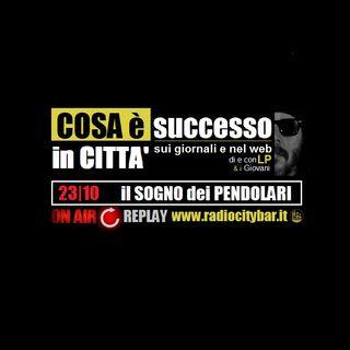 COSA è SUCCESSO in CITTA' TRENO, SMOG e REFERENDUM 23 ottobre 2017