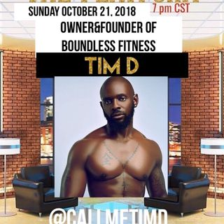 THE PLATFORM::OWNER AND FOUNDER OF BOUNDLESS FITNESS TIM D