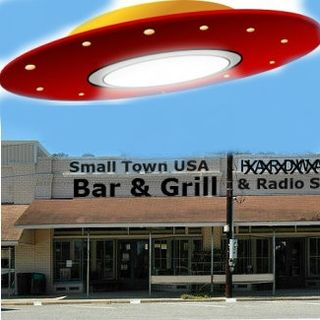 Muse Bar and Grill :Alien Visitors