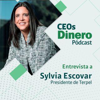 Sylvia Escovar, líder de Terpel, aborda el liderazgo empresarial femenino en el pódcast CEOs