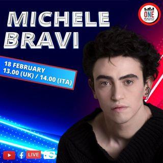 Michele Bravi: Per annientare il dolore devi imparare a conviverci