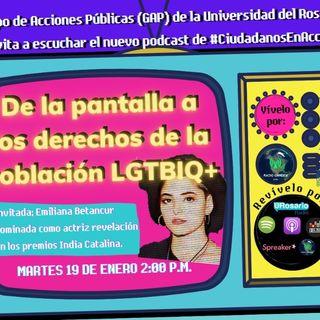 Cine, televisión y derechos humanos LGTBIQ+